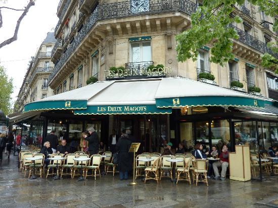 Restaurant My Place Paris