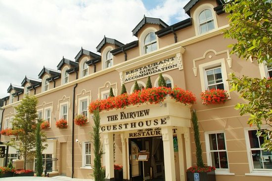 The Fairview: Front of House