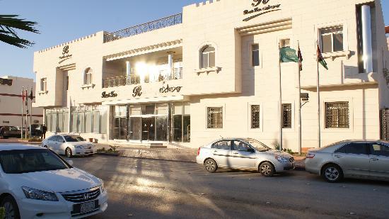 Rest Inn Hotel Suites Riyadh : Rest Inn Suites Dhabab