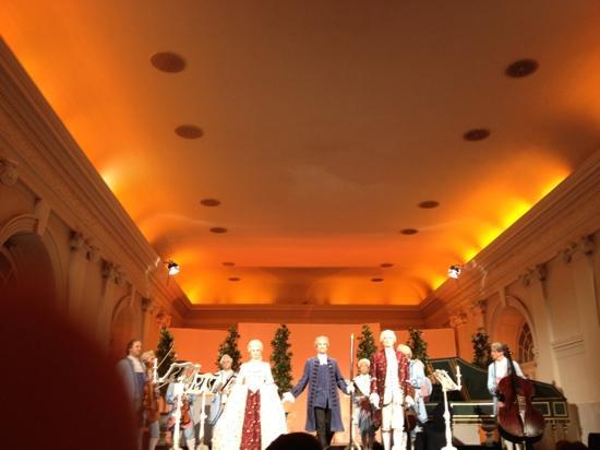 Grosse Orangerie Charlottenburg: concert