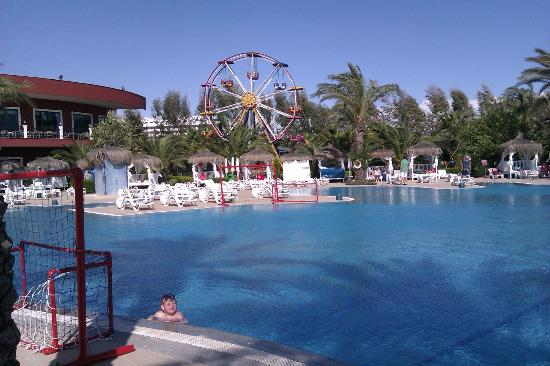 Delphin Palace Hotel: Pool