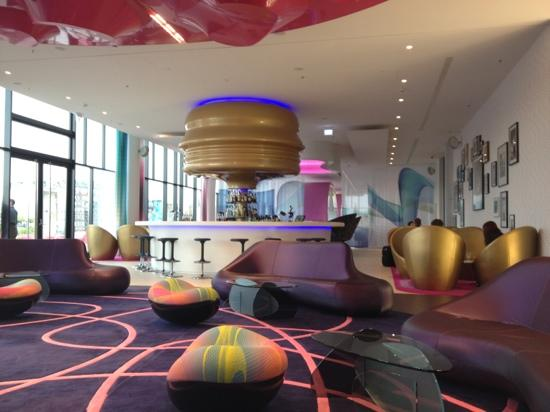โรงแรม นโฮว เบอร์ลิน: living área