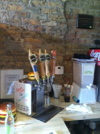 Grind: Great beer on tap