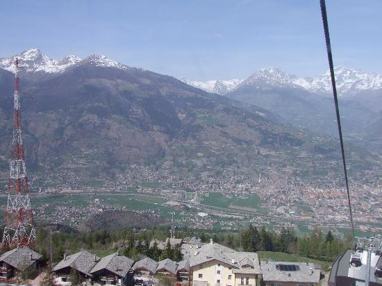 Ciel Bleu Residence : Journey to Aosta