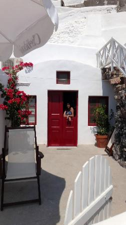 Chelidonia Villas: Villa entrance