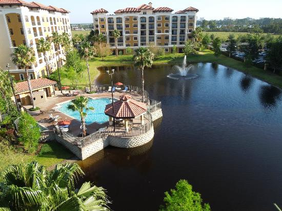Floridays Resort Orlando: building D top floor