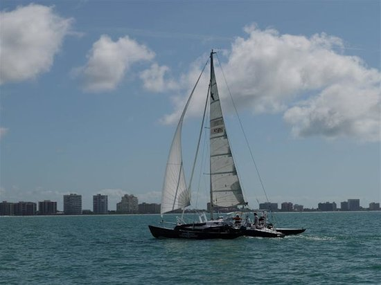 Thunderbird Sailing day trips