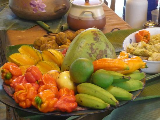 Ecoaldea Kapievi: Deliciousness