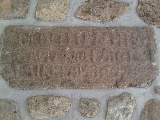 Le Val de l'Arguenon : Old Val de l'Arguenon Founding Stone