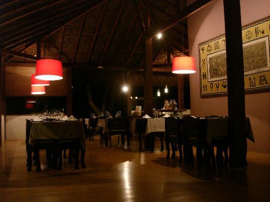 Hotel Vila dos Orixas: Restuarant