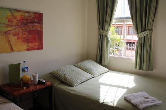 Posada Del Museo: My room.
