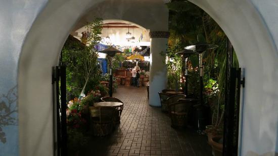 Casa De Pico : Entrance