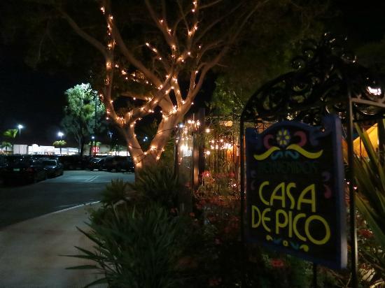 Casa De Pico : Outside