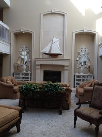 Oceano Hotel & Spa Half Moon Bay: Lobby