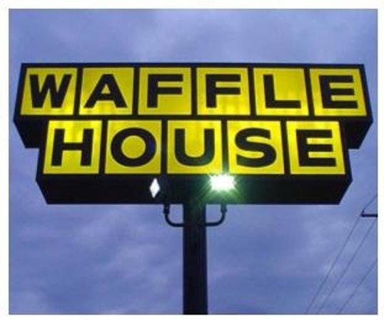 Waffle & Steak: Waffle House