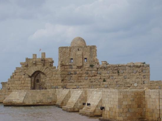 Sur, Liban: The Sea Castle