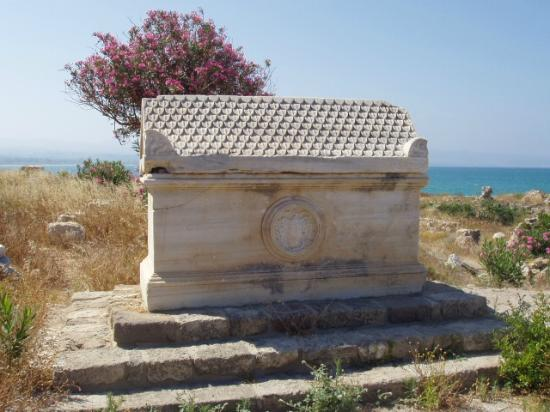 Tyre: A Marble Sarcophagus