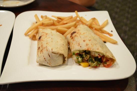 شيراتون ماهوا هوتل: Burrito
