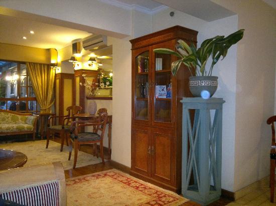 Hotel Orly: Sala de espera