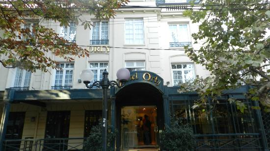 Hotel Orly: Frente