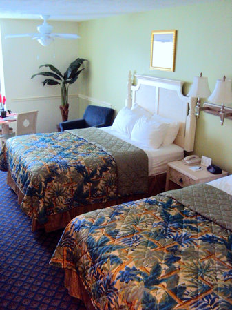 Navy Lodge Key West: Standard Guest Room