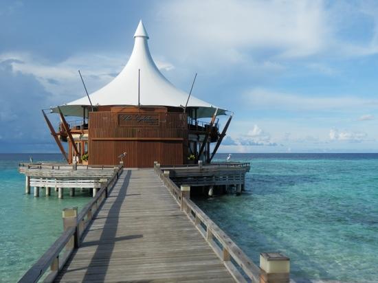 Baros Maldives: ligth house