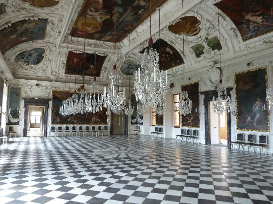 Planetary Room at Schloss Eggenberg