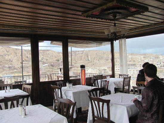 Kelebek Special Cave Hotel: The Breakfast Lounge