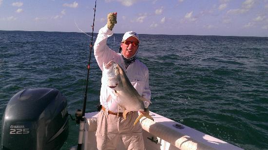Wayne Gatling Guide Service : Jack caught while Tarpon fishing...good fight