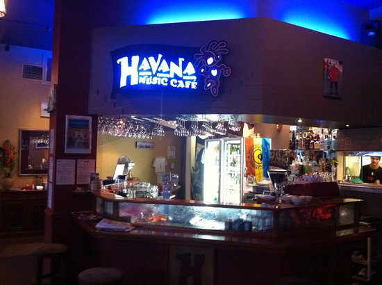 Havana Music Cafe: Welcoming we are.
