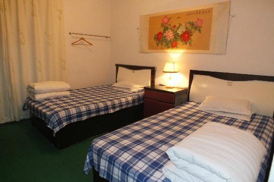 Luoyang Jujia Hostel: Basic Double Bed Private