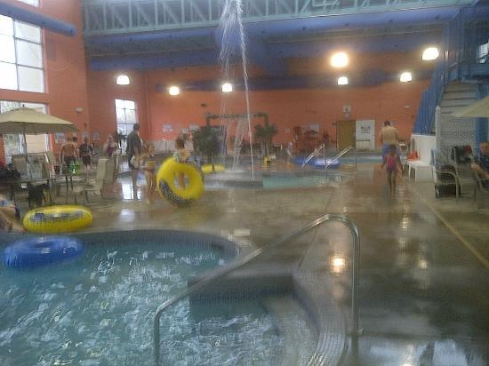 Country Inn & Suites By Carlson, Gillette: More water park