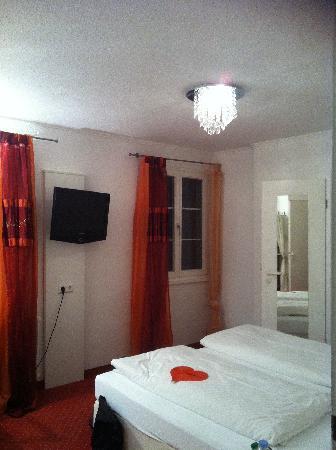 Hotel Seehof : room