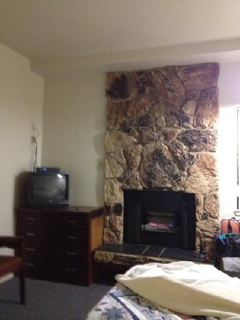 Monterey Fireside Lodge: Room 103