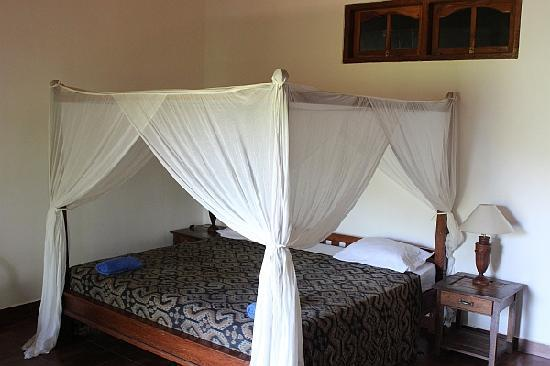 """Mumbul Guesthouse : One our double rooms """"Papua"""""""