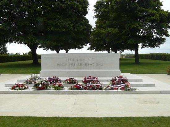 Beny-sur-Mer Canadian War Cemetery : Beny sur Mer