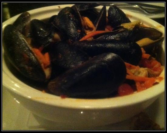 Newmarket, Canada: Mussles