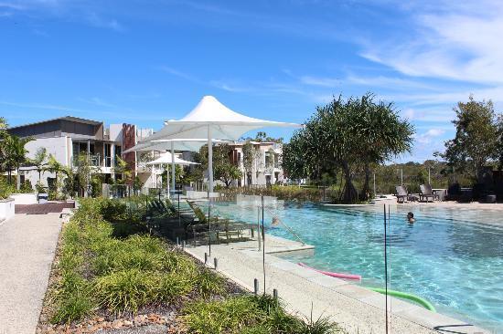 RACV Noosa Resort: pool was great