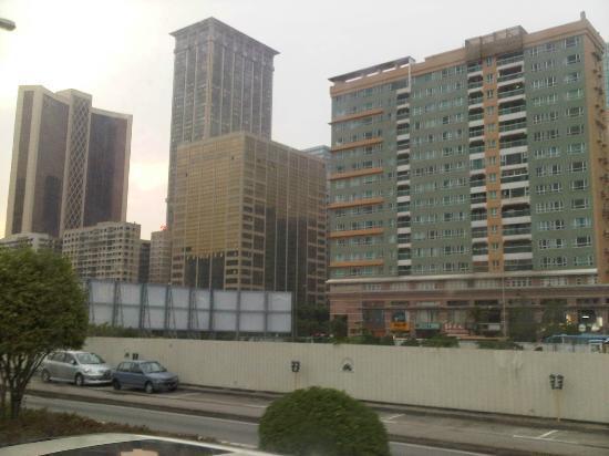 Century Plaza Hotel: muka hotel