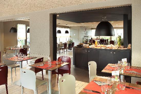 Campanile Alençon : Restaurant
