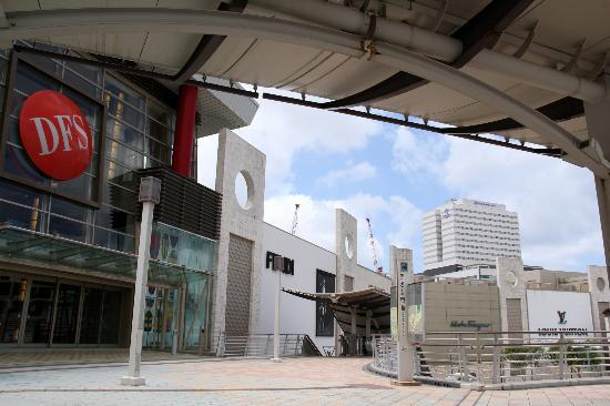 bdacd9f76411 DFS Okinawa - Picture of T GALLERIA BY DFS