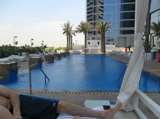 Pool picture of media one hotel dubai dubai tripadvisor for Tripadvisor dubai hotels