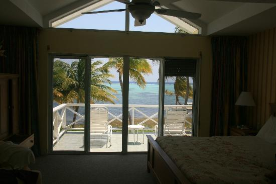 Conch Club Condominiums: View from the main bedroom