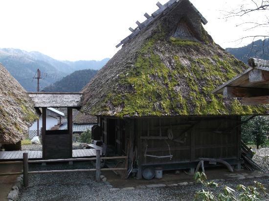 Nantan, Japan: 茅葺きの里