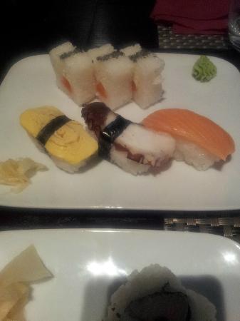 Ristorante Kokusai: Sushi, Kokusai.