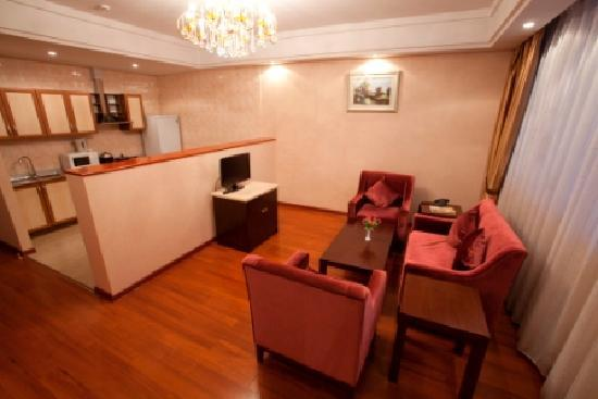 Renion Residence Hotel: superior double