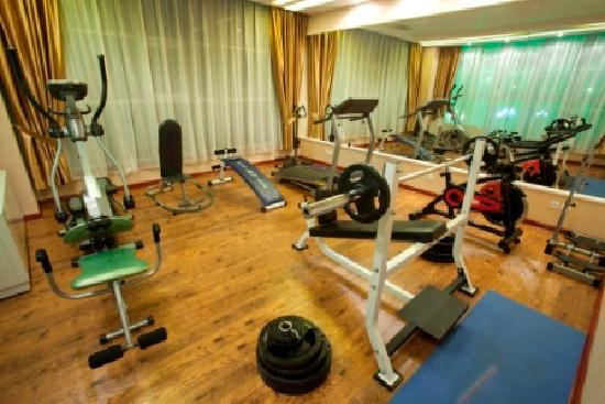 Renion Residence Hotel: fitness