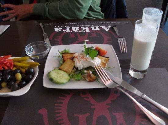 Ankara restaurant food