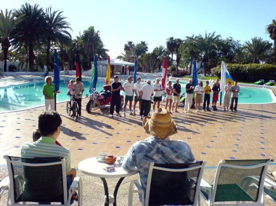 Aldiana Fuerteventura: Team 2006