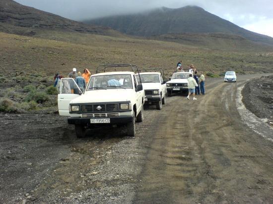 Aldiana Fuerteventura : Jeeptour